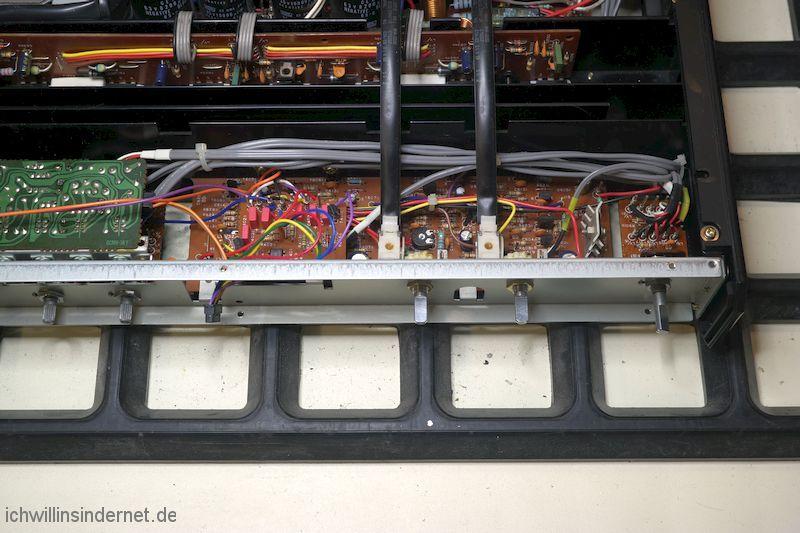 überarbeitete Treiber Leiterplatte