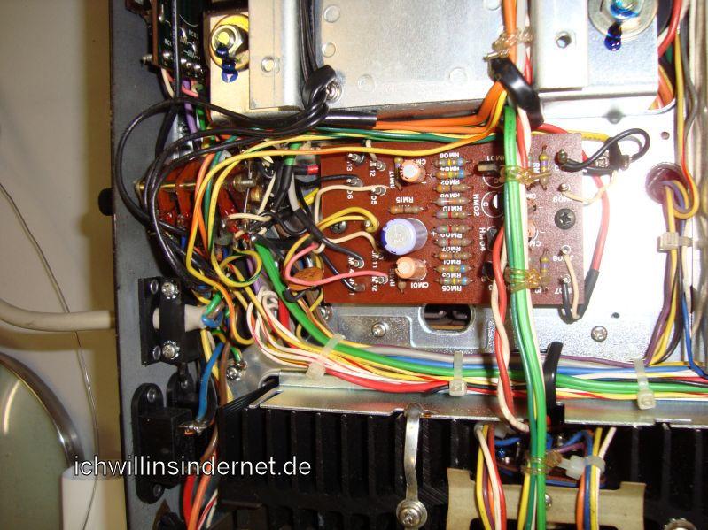 Marantz 4300 Quadro Receiver: PM01 alte Elkos