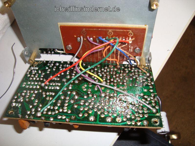 Marantz 4300 Quadro Receiver: P600 aufgeklappt