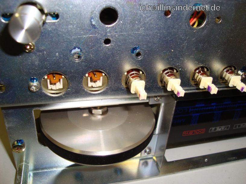 Marantz 4300 Quadro Receiver: PS01 Schalter