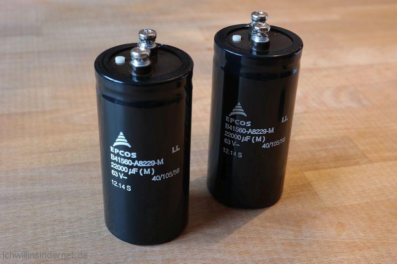 Marantz 4300 Quadro Receiver: EPCOS B41560A8229M