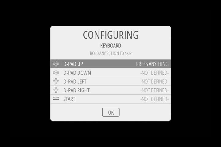 RetroPie Controller Konfiguration