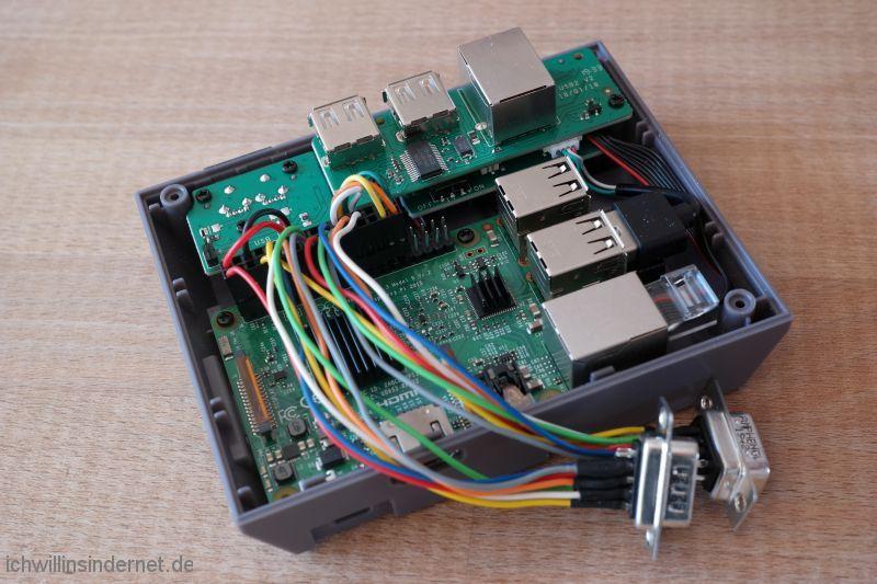GPIO Kabel DB9 Joystick
