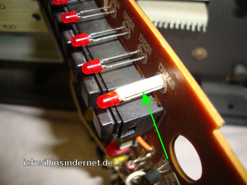 neue LEDs mit Einbauhilfe