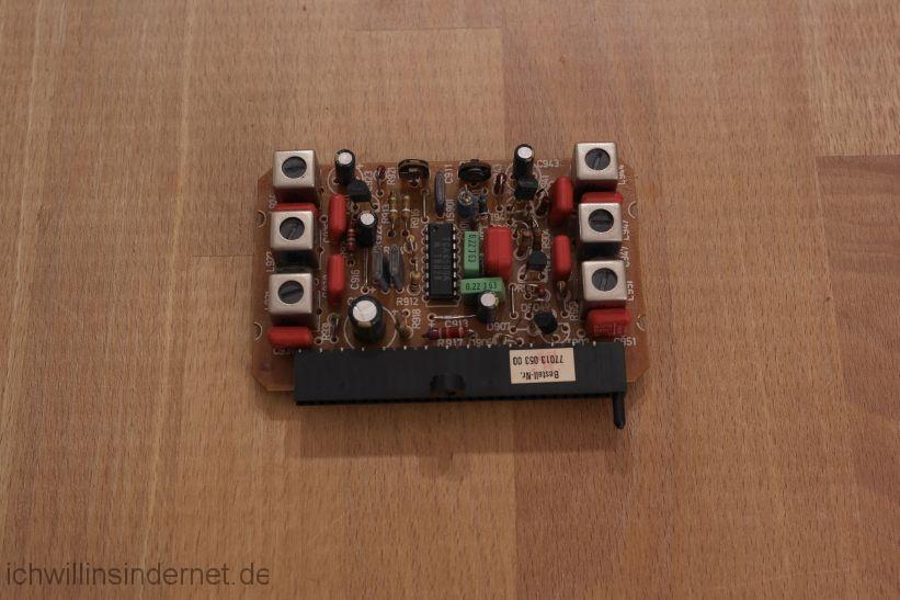 schwarzer Saba 9260: Stereo Decoder
