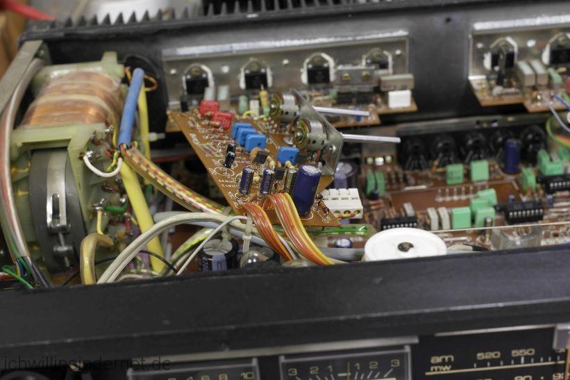 schwarzer Saba 9260: Klang Modul