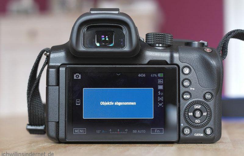 Wackelkontakt bei Samsung NX Objektiv beseitigen